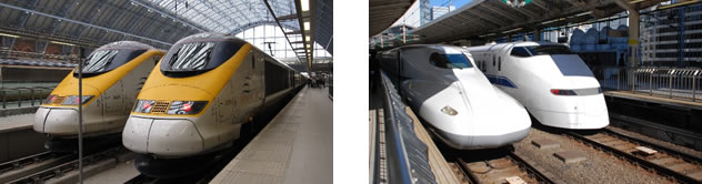 鉄道規格イメージ