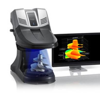 3Dスキャナ非接触三次元測定機